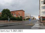 Купить «Городской пейзаж (г. Турку. Финляндия)», фото № 1061061, снято 2 августа 2009 г. (c) Александр Секретарев / Фотобанк Лори
