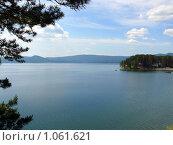 Озеро Тургояк - Миасс, Челябинская область. Стоковое фото, фотограф Алексей Стоянов / Фотобанк Лори