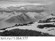 Купить «Шапшальский хребет (вид с вершины Ак-Чарык)», фото № 1064177, снято 23 августа 2009 г. (c) Stepanuk Valera / Фотобанк Лори