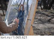 Купить «Портрет без лица», фото № 1065621, снято 30 марта 2008 г. (c) Григорий Евсеев / Фотобанк Лори