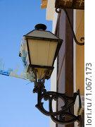 Купить «Фонарь», фото № 1067173, снято 31 июля 2009 г. (c) Рустам Шигапов / Фотобанк Лори