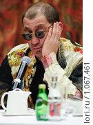 Купить «Григорий Лепс, певец», фото № 1067461, снято 16 апреля 2009 г. (c) Зайцев Алексей / Фотобанк Лори