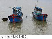 Кораблики в Нячанге (2008 год). Стоковое фото, фотограф Всеволод Майский / Фотобанк Лори