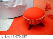 Купить «Интерьер современной ванной», фото № 1070557, снято 12 августа 2009 г. (c) Морозова Татьяна / Фотобанк Лори