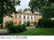 Купить «Городской пейзаж.  (г. Турку. Финляндия)», фото № 1072645, снято 2 августа 2009 г. (c) Александр Секретарев / Фотобанк Лори
