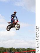 Мотокросс в г.Иваново-Беларусь. (2009 год). Редакционное фото, фотограф Корзун Юрий / Фотобанк Лори