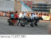 Купить «Байкеры, 5 сентября», фото № 1077781, снято 5 сентября 2009 г. (c) Григорий Евсеев / Фотобанк Лори