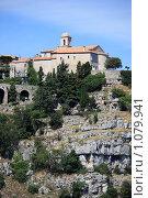 Купить «Горная деревня Гурдон», фото № 1079941, снято 8 июля 2009 г. (c) Татьяна Лата / Фотобанк Лори