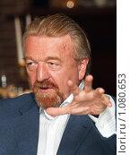 Купить «Василий Титов», фото № 1080653, снято 9 сентября 2009 г. (c) Александр Николаев / Фотобанк Лори