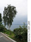 Купить «Вид на озеро Ваттем (Швеция)», фото № 1081281, снято 3 августа 2009 г. (c) Александр Секретарев / Фотобанк Лори