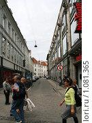 Купить «Дания. Копенгаген. Городской пейзаж.», фото № 1081365, снято 4 августа 2009 г. (c) Александр Секретарев / Фотобанк Лори