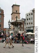 Купить «Дания. Копенгаген. Городской пейзаж.», фото № 1081561, снято 4 августа 2009 г. (c) Александр Секретарев / Фотобанк Лори