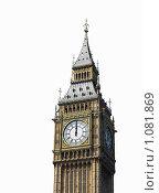 Купить «Биг-Бен, Лондон. 12 часов.», фото № 1081869, снято 11 августа 2007 г. (c) Светлана Кудрина / Фотобанк Лори