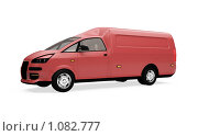 Купить «Фургон будущего», иллюстрация № 1082777 (c) ИЛ / Фотобанк Лори