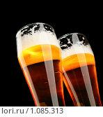Купить «Пиво», фото № 1085313, снято 3 июля 2009 г. (c) Роман Сигаев / Фотобанк Лори