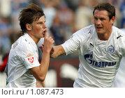 Купить «Андрей Аршавин», фото № 1087473, снято 19 июля 2008 г. (c) Александр Николаев / Фотобанк Лори
