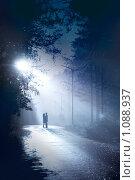 Купить «Ночное свидание», фото № 1088937, снято 3 ноября 2008 г. (c) Алена Роот / Фотобанк Лори