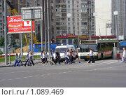 Купить «Городской пейзаж», эксклюзивное фото № 1089469, снято 9 сентября 2009 г. (c) lana1501 / Фотобанк Лори
