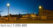 Купить «Гатчина. Дворец», фото № 1090489, снято 14 августа 2009 г. (c) Светлана Щекина / Фотобанк Лори