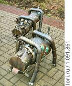 Купить «Собачки», эксклюзивное фото № 1091861, снято 7 декабря 2008 г. (c) Виктор Зиновьев / Фотобанк Лори