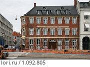 Купить «Дания. Копенгаген. Городской пейзаж.», фото № 1092805, снято 4 августа 2009 г. (c) Александр Секретарев / Фотобанк Лори