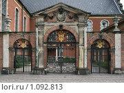 Купить «Дания. Копенгаген. Городской пейзаж.», фото № 1092813, снято 4 августа 2009 г. (c) Александр Секретарев / Фотобанк Лори