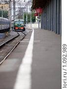 Вокзал (2009 год). Редакционное фото, фотограф Петр Крупенников / Фотобанк Лори