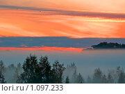 На рассвете. Стоковое фото, фотограф Сергей Жуков / Фотобанк Лори