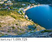 Купить «Новый Свет, Крым», фото № 1099729, снято 15 июня 2009 г. (c) Юрий Брыкайло / Фотобанк Лори