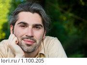 Портрет мужчины. Стоковое фото, фотограф Хижняк Екатерина / Фотобанк Лори