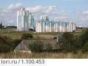 Купить «Минск», фото № 1100453, снято 14 августа 2009 г. (c) Игорь Веснинов / Фотобанк Лори