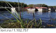 Гавань Иртыша (2009 год). Стоковое фото, фотограф Евгения Никифорова / Фотобанк Лори