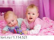 Купить «Детишки», фото № 1114521, снято 23 октября 2008 г. (c) Алена Роот / Фотобанк Лори