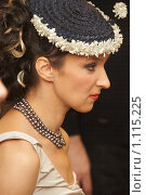 Купить «Олеся Железняк, актриса», фото № 1115225, снято 23 октября 2007 г. (c) Сафронова Мария / Фотобанк Лори