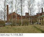 Разрушенный пивоваренный завод (2009 год). Стоковое фото, фотограф Сотникова Екатерина / Фотобанк Лори