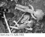 Куда уходит детство (2009 год). Редакционное фото, фотограф Терещенко Александр / Фотобанк Лори