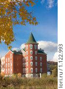 Замок-ресторан Никольский, г. Златоуст (2009 год). Редакционное фото, фотограф Толкачёв Евгений / Фотобанк Лори