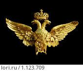 Купить «Двуглавый орел», фото № 1123709, снято 1 мая 2009 г. (c) Смыгина Татьяна / Фотобанк Лори