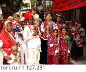 Индостан. Индийские цыгане. (2008 год). Редакционное фото, фотограф Светлана Бакланова / Фотобанк Лори