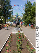 "Парк ""Тополя"", город Оренбург, фото № 1132749, снято 20 июня 2009 г. (c) Вадим Орлов / Фотобанк Лори"