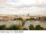 Красавец Будапешт (2009 год). Стоковое фото, фотограф Чехов Дмитрий Валерьевич / Фотобанк Лори