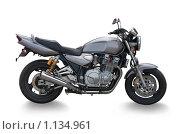 Купить «Мотоцикл», фото № 1134961, снято 19 июня 2009 г. (c) Яков Филимонов / Фотобанк Лори