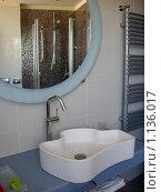 Купить «Ванная отеля», фото № 1136017, снято 13 сентября 2009 г. (c) Neta / Фотобанк Лори