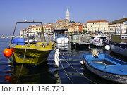 Хорватия,  г. Ровинь (2009 год). Редакционное фото, фотограф Акимов Евгений / Фотобанк Лори