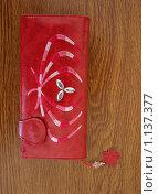 Женский кошелек. Стоковое фото, фотограф Окунева Светлана / Фотобанк Лори