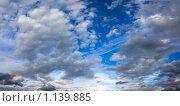 Облака на небе. Стоковое фото, фотограф Минаев С.Г. / Фотобанк Лори