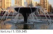 Фонтан, Площадь Юности, г. Зеленоград (2009 год). Редакционное фото, фотограф Сивер Наталья Александровна / Фотобанк Лори
