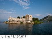 Остатки старой тюрьмы на острове (2009 год). Стоковое фото, фотограф Владимир Гарникян / Фотобанк Лори