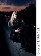 Купить «Портрет девушки», фото № 1166181, снято 19 октября 2009 г. (c) Сергей Шумаков / Фотобанк Лори