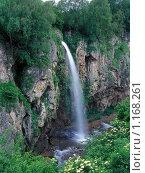 Водопад Медовый. Стоковое фото, фотограф Leksele / Фотобанк Лори